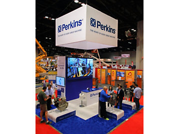 Perkins repeats innovation feat at Rental Show