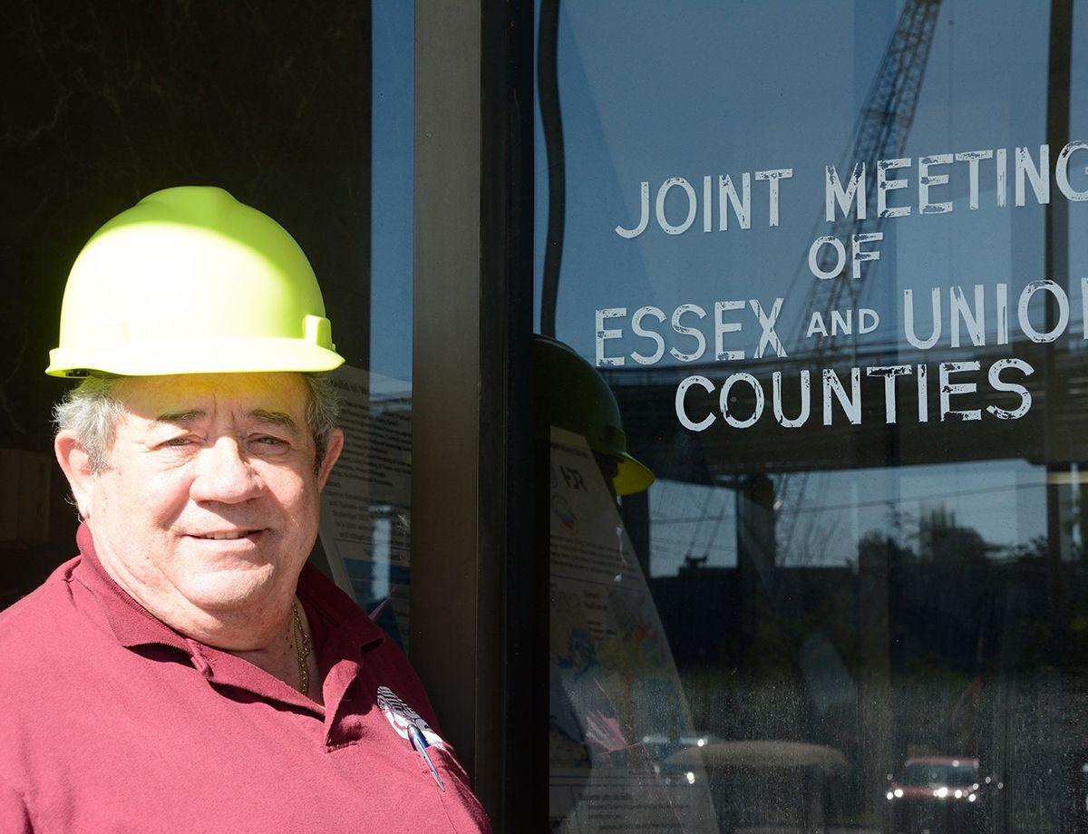 Essex & Union Counties wastewater plant in Elizabeth, N.J