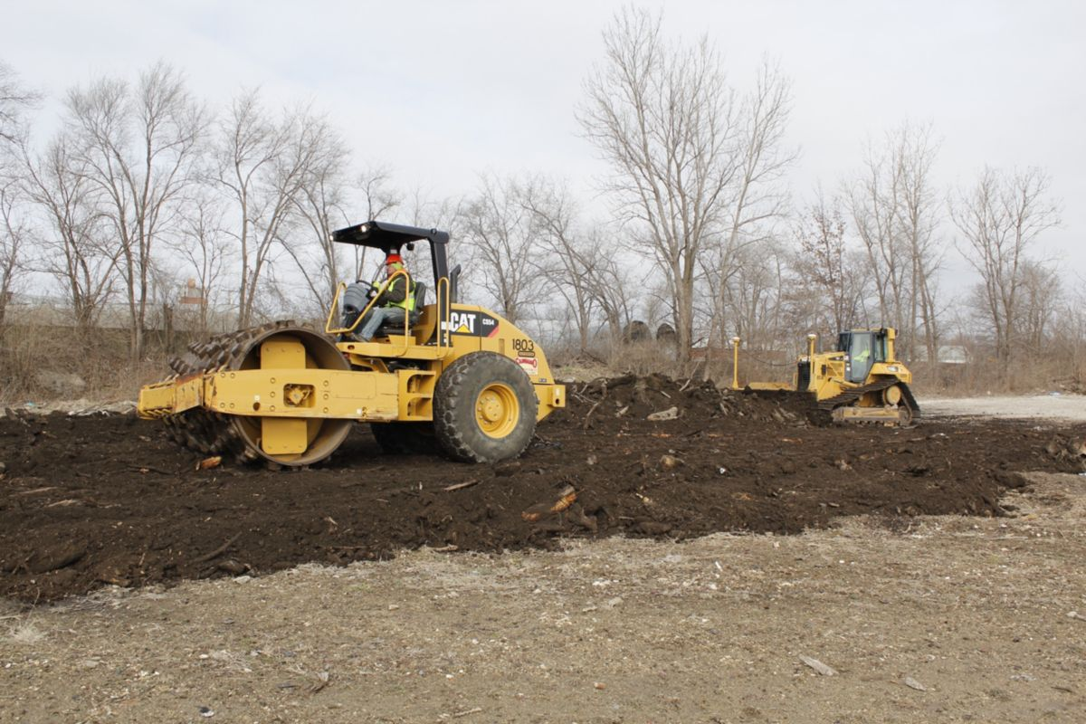 For Sangamo Construction Vice President Matt Reyhan, the investment in Cat Used Equipment is maybe most of all about peace of mind.