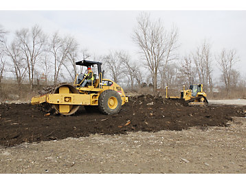Cat® Used Equipment and Cat Dealer the Right Partners for Construction Co