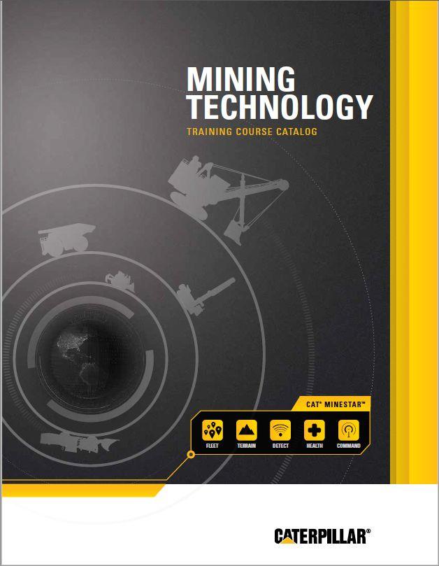 Mining Technology Training Catalog
