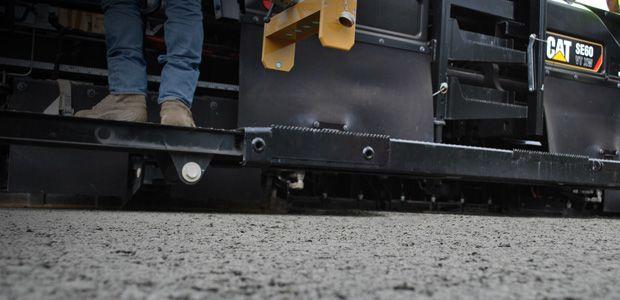 Más opciones para mayores densidades y mayores anchos de pavimentación