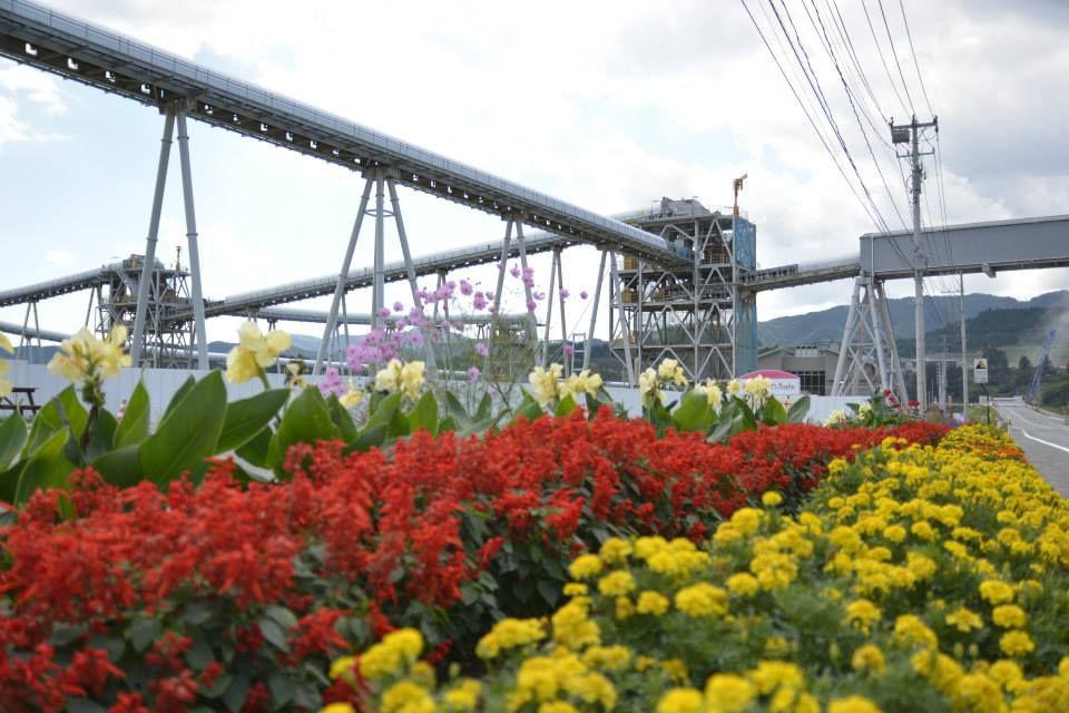 Bridge of Hope for the reclamation of Rikuzentakata, Japan