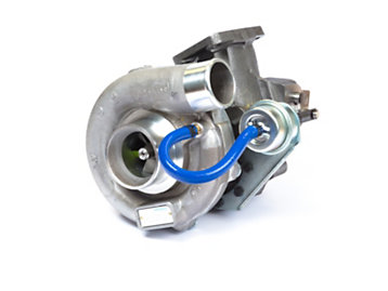 Replacement turbochargers are quick and simple to obtain