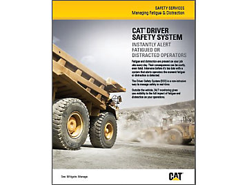 Driver Safety System (DSS) Brochure