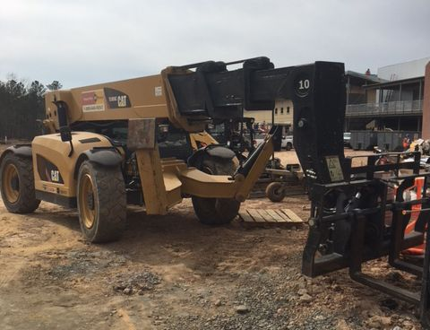 "Citadel's needs for pieces of equipment such as small excavators, graders and telehandlers are best met by rentals. ""We don't have expertise in equipment; it'd be a huge investment for us. (The Cat Rental Store) offers great equipment and it's always there."""