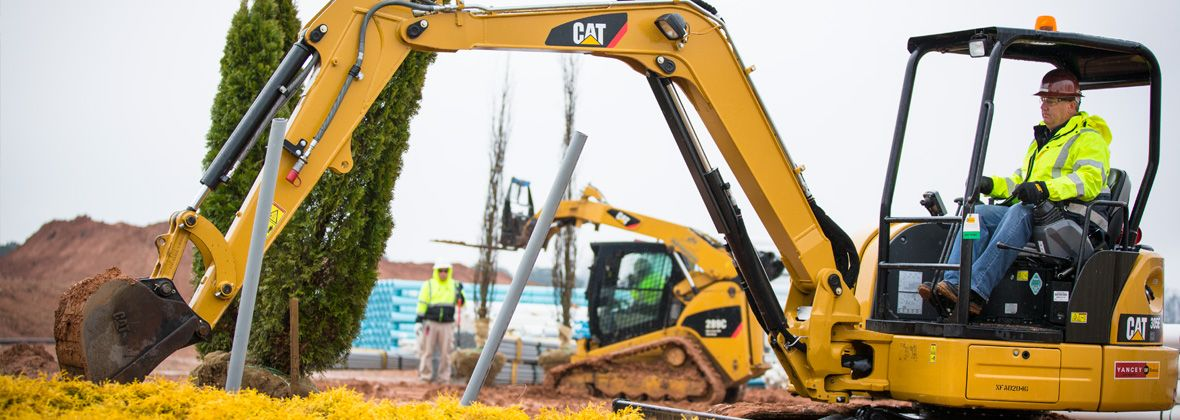 Caterpillar Helps Landscaper 'Work to Live'