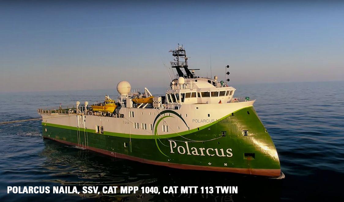 Operating a 19,685 Feet long vessel
