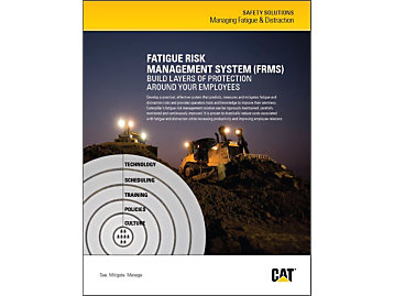 Fatigue Risk Management System Brochure