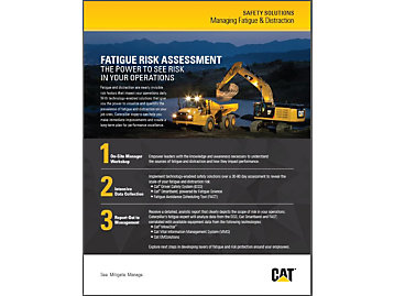 Fatigue Risk Assessment Brochure
