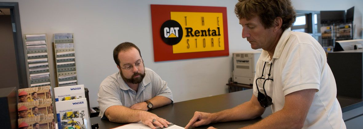 Get the Job Done Right with the Cat® Rental Store