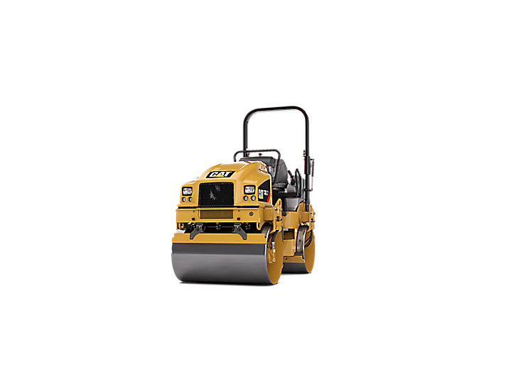 Utility Compactor CB2.7