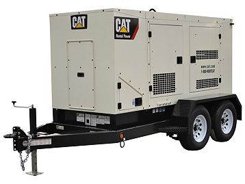 XQ125 - Diesel - Mobile Generator Sets