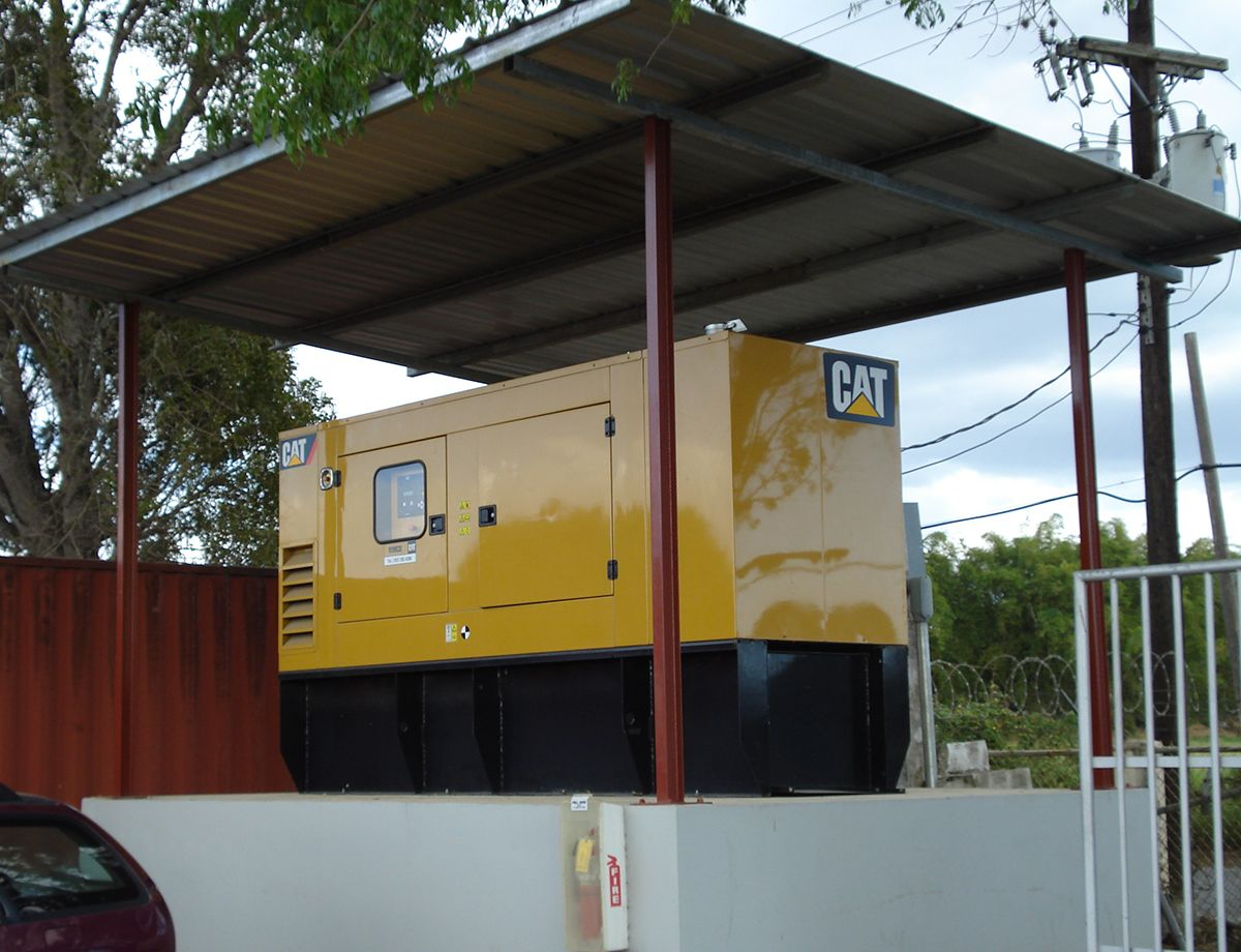 Local Cat dealer RIMCO was the choice to equip Cabo Rojo Gas with because of their excellent reputation.