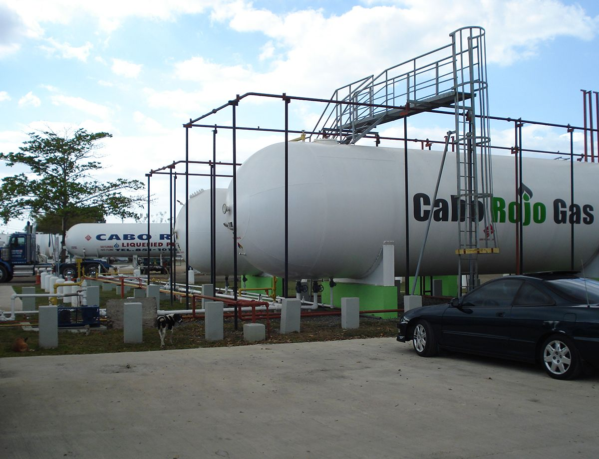 Cat supplies Cabo Rojo reliable, efficient standby power.
