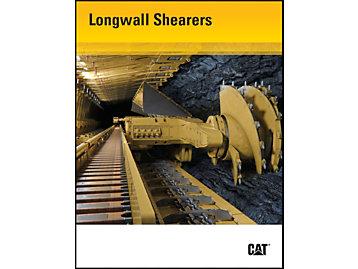 Longwall Shearers Brochure - Underground Mining / Longwall Automation
