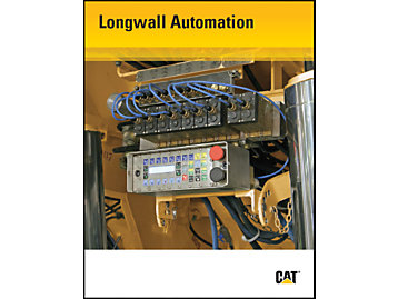 Longwall Automation Brochure - Underground Mining
