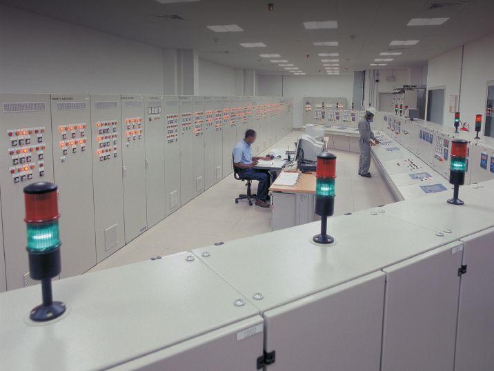 發電廠發電機