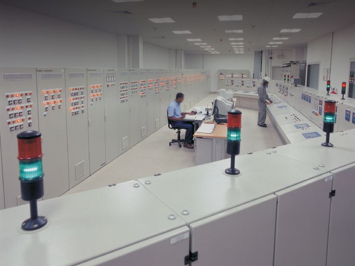Kraftwerksgenerator