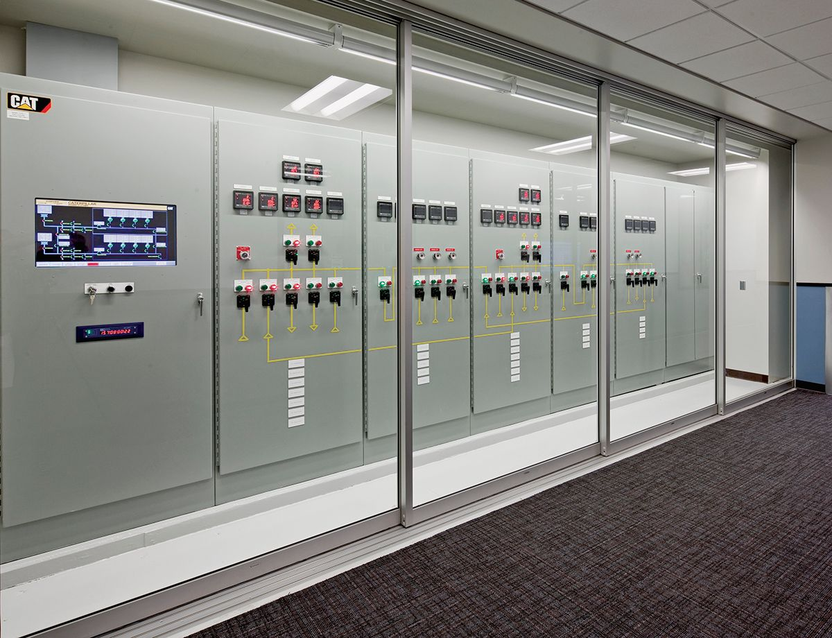 Scott Data Center in Omaha, Nebraska