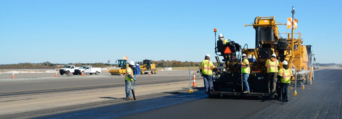 Clearing A High Standard - Asphalt Pavers