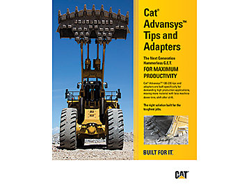 CAT® ADVANSYS™ Brochure