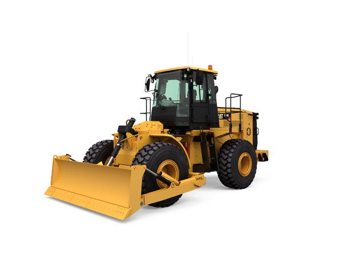 814K Wheel Dozer
