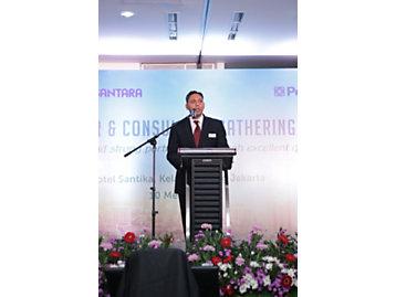 Perkins distributor hosts seminar in Indonesia