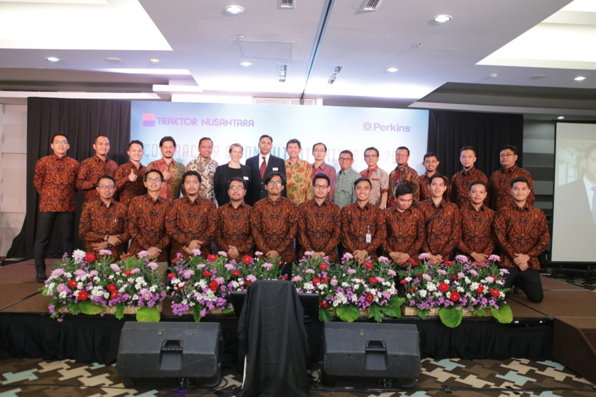 Perkins distributor hosts seminar for consultants and contractors in Indonesia