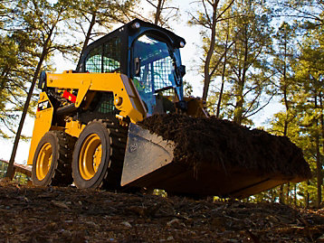 Skid Steer, Compact Terrain and Multi Terrain Loaders