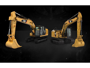 Rise to the challenge Excavator Offer