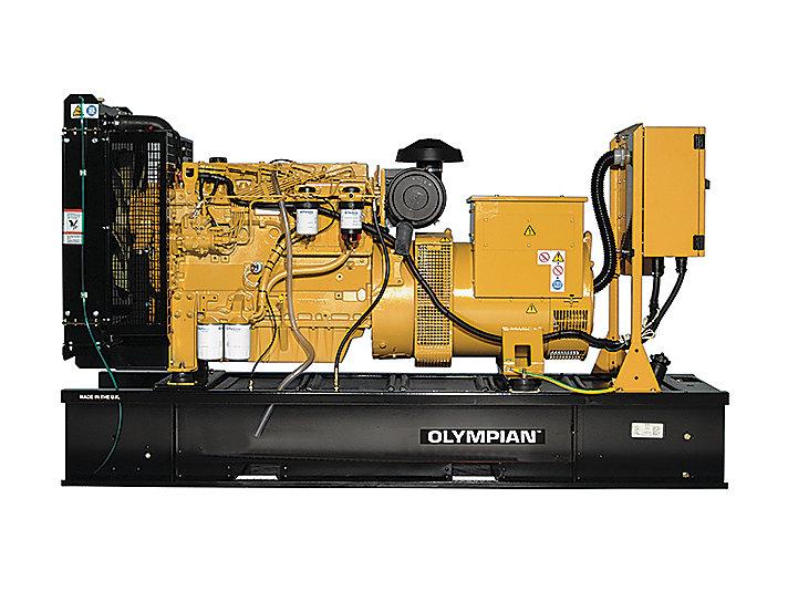 Groupes électrogènes diesel GEP100-1