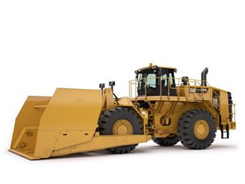 834K Scoops - Large Wheel Dozers