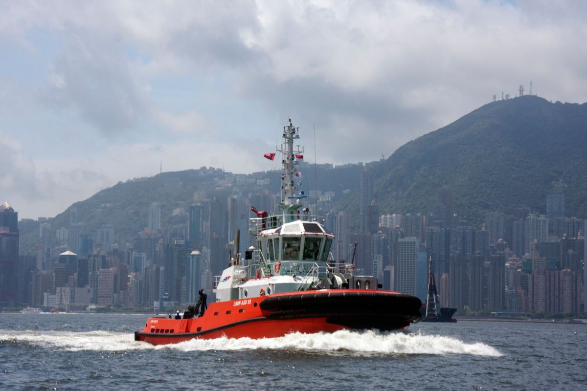 Perkins auxiliary engines power tugs operating in Australia and Indonesia
