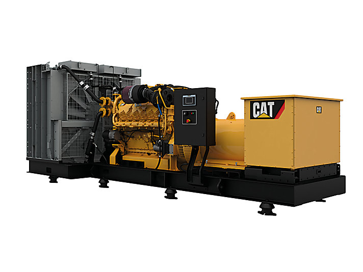 Cat C32 Denizcilik Alternatör Seti (US EPA Tier 3 / IMO II)