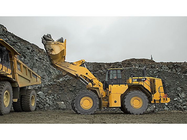 988K XE Large Wheel Loader
