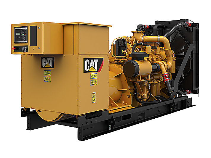 cat c27 generator set 680kw 800kw generator caterpillar. Black Bedroom Furniture Sets. Home Design Ideas