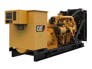 C32 (50 Hz) - Diesel Generator Sets