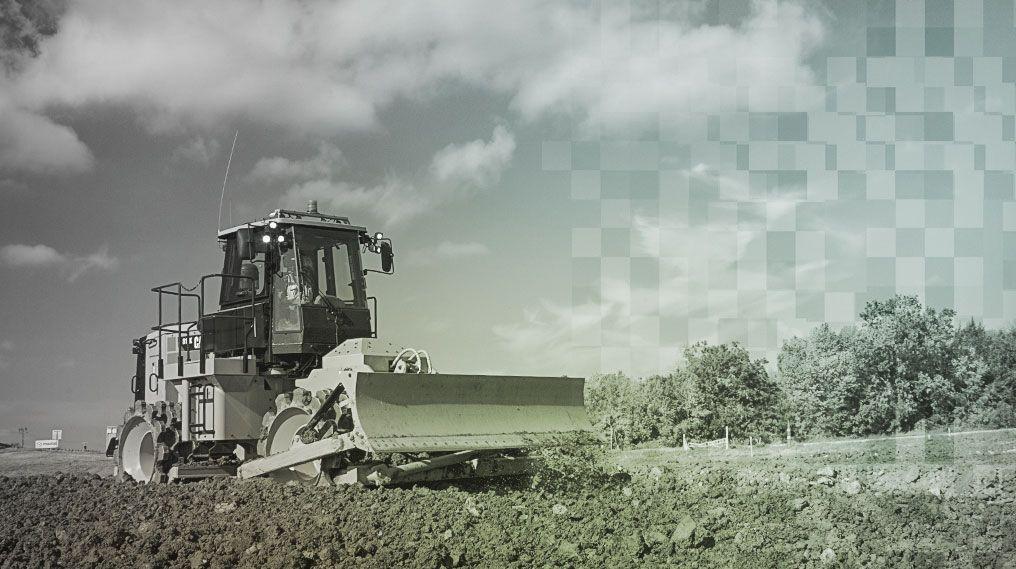 Compact for Soil/Aggregate Compactors
