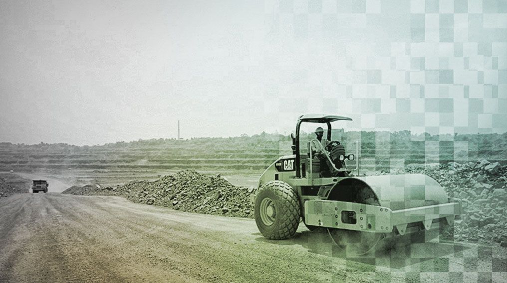 Compact For Vibratory Soil & Aggregate Compactors