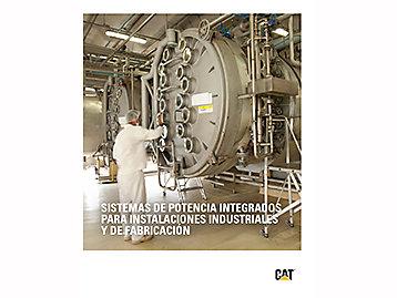 Sistemas de potencia integrados para instalaciones de manufactura e industriales