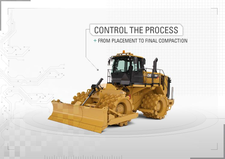Control the process from placement to final compaction.