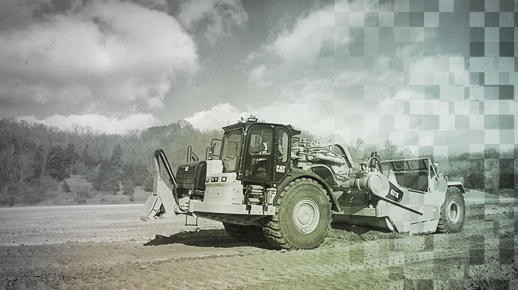 Grade For Wheel Tractor-Scrapers