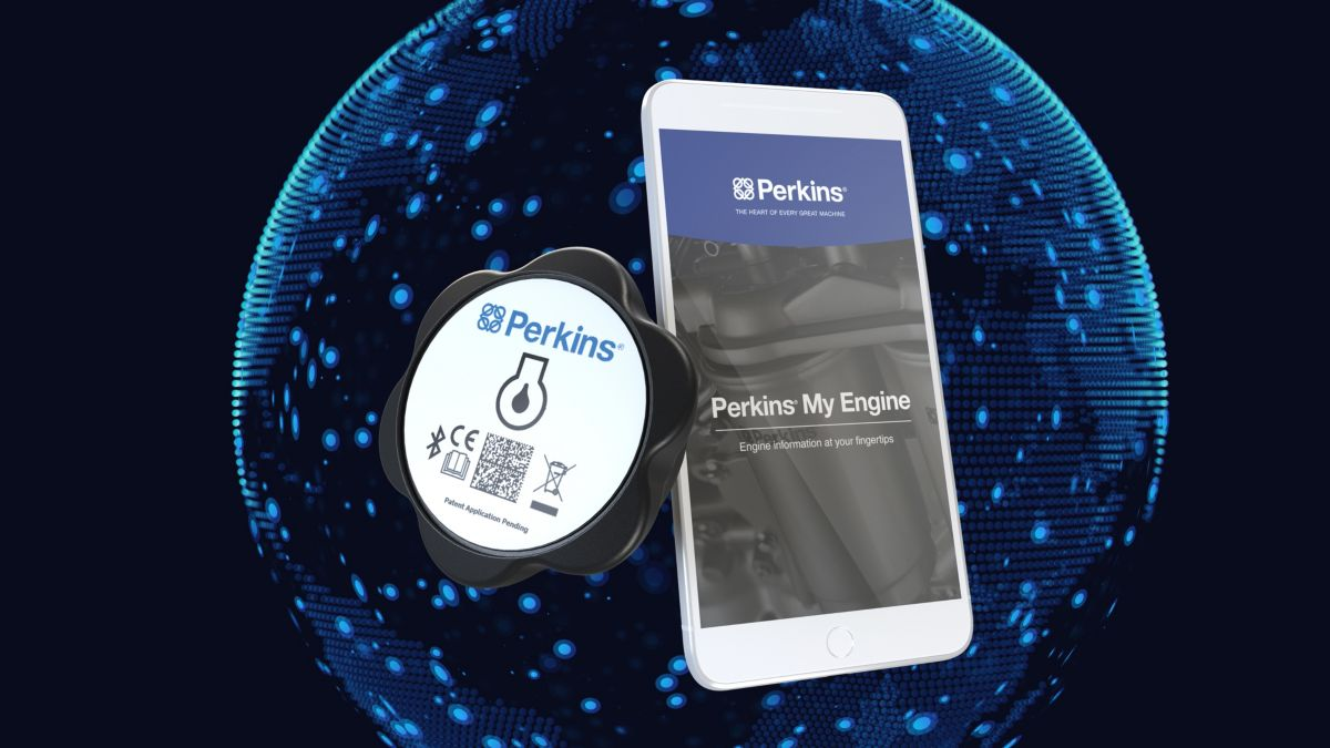 Perkins® SmartCap and Perkins® My Engine App – Innovative solutions to support the agricultural sector