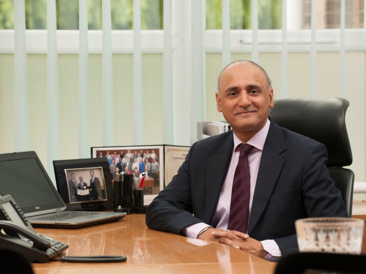 Jaz Gill named as Vice President of Global Sales, Marketing, Service and Parts at Perkins