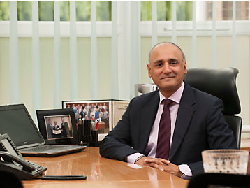 Jaz Gill has been appointed Vice President of Global Sales, Marketing, Service and Aftermarket Parts at Perkins Engines Company Limited.