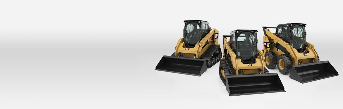 What can Cat compact machines do?