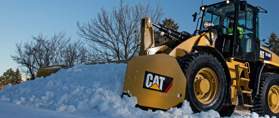 Cat Snow Attachments