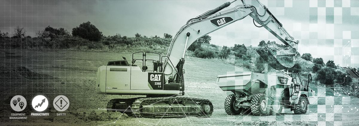 Cat Connect for Landfill Compactors