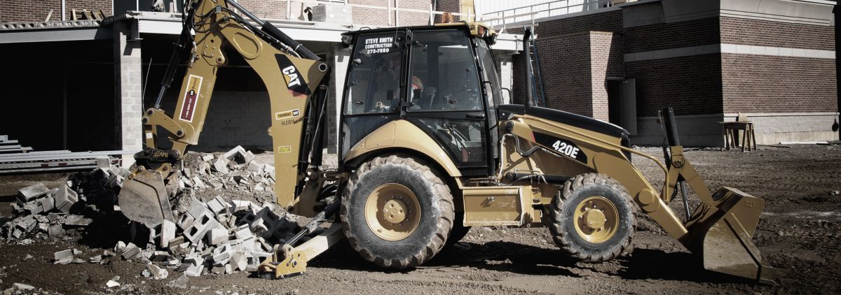 BACKHOE LOADER OPTIONS